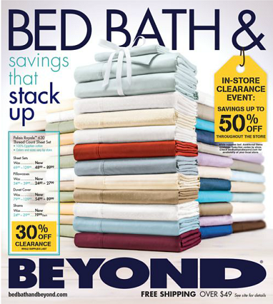 Bed Bath & Beyond Weekly Ad Circular