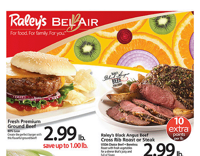 Bel Air Weekly Ad Circular