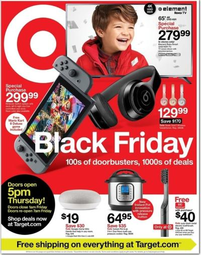Black Friday Ad Scan