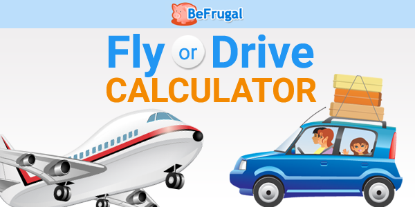 Fly or Drive Calculator
